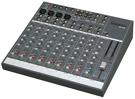 CONSOLE DE MIX 12 VOIES